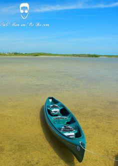Kayak... Key West, Florida