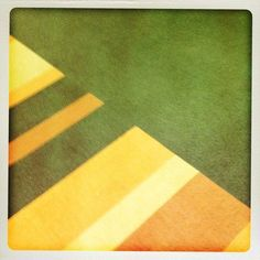 Image created with iPhone app Disposable, abstracted from geometric carpet in a downtown LA building. Love how this series turned out.