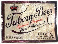 Tuborg Special Import