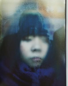 This is the third and most recent publication of Michael Wolf's acclaimed work 'Tokyo Compression'. His portraits are of commuters travelling on the Tokyo subway, crammed behind glass and steel whilst pressed uncomfortably against fellow travellers.