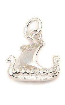 Longship charm by ORTAK Bathroom Hooks, Charmed, Jewelry, Jewlery, Jewerly, Schmuck, Jewels, Jewelery, Fine Jewelry