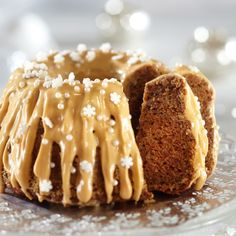 Jouluinen piimäkakku // Christmas Cake with gingerbread spices Food & Style… Christmas Desserts, Christmas Baking, Baking Recipes, Cake Recipes, Sweet Pastries, Little Cakes, No Bake Treats, Let Them Eat Cake, Coffee Cake
