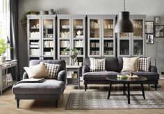 IKEA - Vitrines et buffets