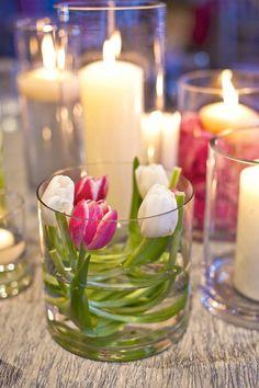15 olika sätt att arrangera dina tulpaner