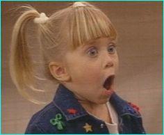 The Full House Media: Michelle Tanner Michelle Tanner, Full House Funny, Full House Memes, Full House Quizzes, Full House Characters, Full House Tv Show, Fuller House, Olsen Twins, Mood Pics