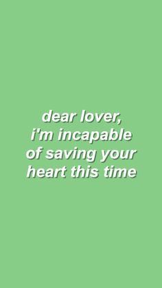 dear lover // little mix