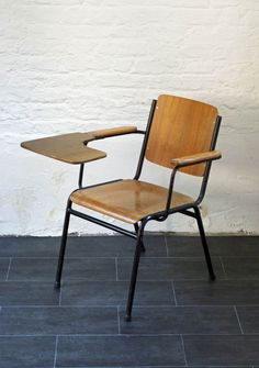 Vintage Swedish Lecture Chairs