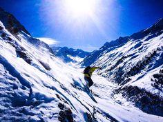 Ein Freeride Tag im Pitztal in Tirol #DachTirols #LoveTirol Mount Everest, Mountains, Nature, Blog, Travel, Naturaleza, Viajes, Blogging, Trips