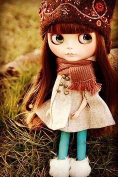 custom blythe | Flickr
