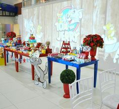 Festa tom&jerry 1st Birthday Party Themes, Birthday Party Decorations, Boy Birthday, Birthday Ideas, Tommy Jerry, Tom Und Jerry Cartoon, Tom And Jerry Cake, Toms, Party Ideas