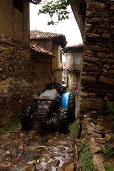 Cumalikizik historic village back street