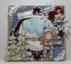 """Ineke""""s Creations: Let it snow!"""