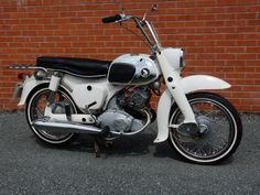 honda ca95 benly touring 150 1965 150cc mot'd may 2017-electric start |