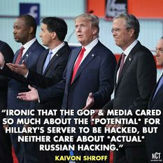 GOP true colors.... cheating is fine as long as we're the beneficiaries