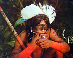 Brazilian Indian Xingu (Stop belo Monte!!!!)