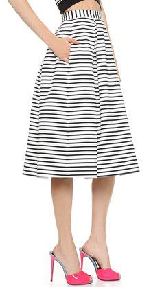 Shop Bop   Nicholas Ponte Ball Skirt