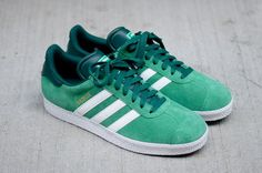 adidas Gazelle II Fairway Green