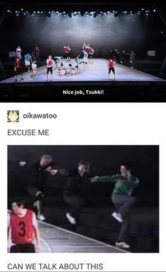 Yaaassss it's just like the anime