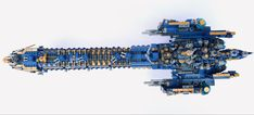 Battlefleet Gothic, Bfg, Cool Lego Creations, Everything Is Awesome, Top View, Warhammer 40k, Projects To Try, Models, Games