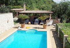 Vakantiehuis Villa Jeannet - Saint-Jeannet - Cote d'Azur - Alpes Maritimes Zuid Frankrijk - Privé zwembad