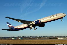Aeroflot - Russian Airlines VP-BGB Boeing 777-3M0/ER aircraft picture