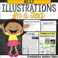 This pack is packed full of ideas and resources to use while you are teaching the CCSS standard RI 3.7. If you are not teaching Common Core, then the pack is still valuable to use when teaching 3rd grade students to find key details from the text and the images given in a nonfiction text.
