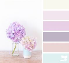 { color spring } | image via: @zoepower
