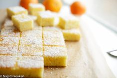 Klik on the English, Dutch or French flag at the top of the web page to see the recipe in English, Dutch or French. No Cook Desserts, Dessert Recipes, Cake Recept, English Food, High Tea, Yummy Cakes, Sweet Recipes, Baking Recipes, Cupcake Cakes