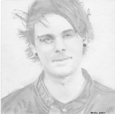 Michael Clifford drawing
