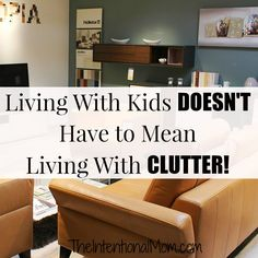 Are you looking for a balance between living with kids and living with clutter? These two things CAN both be present in your home. These 7 tips are JUST what you need to find that balance in your home.