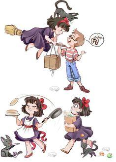 Kiki's Delivery Services