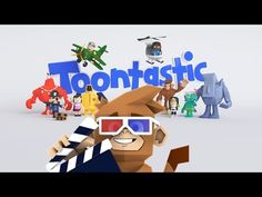 Googles Toontastic 3D lets kids (and adults) create storytelling cartoons