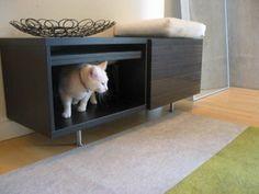 Entry Way Cat Litter Box Furniture IKEA ~ http://lanewstalk.com/the-stylish-cat-litter-box-furniture-ikea/