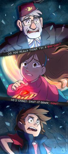 ŌkamiandFenrix: Decidir, yo no hago estos dibujos, arte si me preguntan pero quisiera ponerlos porque tienen un gran significado para nosotros los que quisiéramos haber nacido en Gravity Falls. ------------------------------------------------- ŌkamiandFenrix: Decide, I do these drawings, art if you ask me but I would like them because they have great meaning for us that we would have been born in Gravity Falls.