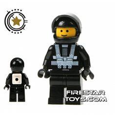 LEGO Space - Blacktron | Space LEGO Minifigures | LEGO Minifigures | Firestartoys.com
