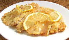 Chinese-style lemon chicken - Pollo al limon estilo chino Cooking Recipes, Snack Recipes, Healthy Recipes, Healthy Food, Pollo Chicken, Lemon Chicken, Chicken Recepies, Asian Recipes, Ethnic Recipes
