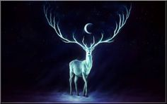 A Csodaszarvas - wonder deer from hungarian mythology