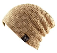 £9.90 Itzu Unisex Slouch Beanie Waffle Knit Winter Hat Warm Thick Faux Fur Fleece Lining in Cream Itzu http://www.amazon.co.uk/dp/B018823ZIA/ref=cm_sw_r_pi_dp_4ajCwb1HM9ZGD