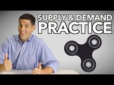 Supply and Demand Practice - YouTube