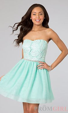 I actually wore this to homecoming! Cool to see it's on promgirl, and pinterest! Picture doesn't do it justice ♡♡