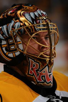 Tuukka Rask #40 Boston Bruins