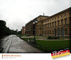 München   #2-04. 레지덴츠 궁전 :: der Reisende - Travels in Germany