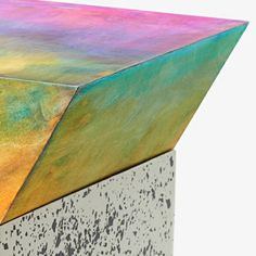 Prism Side Table by Fredrik Paulsen