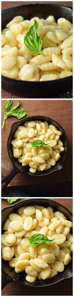 How to Make Gnocchi - Homemade gnocchi is lighter and fluffier than anything you will ever buy from a store!