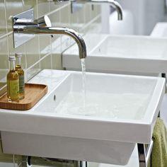 Euro Duo 700Mm Basin | bathstore