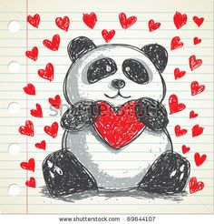 Google Image Result for http://thumb10.shutterstock.com/display_pic_with_logo/454507/454507,1295860412,4/stock-vector-panda-hugging-heart-doodle-fully-editable-69644107.jpg