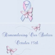Image detail for -HENDERSON, KY (10/1/12) – October is National Pregnancy and Infant Loss Awareness Month. Designated in 1988 by then President Ronald Reagan, this time period is set ...