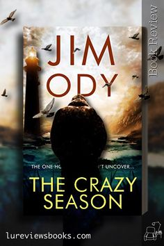 Every twenty years, a curse hits Black Rock. The time has come again, and the suicides have already begun. #TheCrazySeason #JimOdy #QuestionPress #zooloobooktours #ARC #BookReview #Thriller