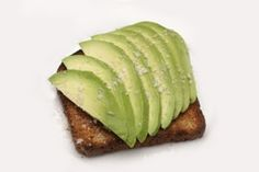 Banish belly fat with this anti-inflammatory toast. It combines complex carbohydrates with healthy fats to help lower cortisol levels and keep your blood sugar stable. When battling IBS, replace the olive oil with peppermint oil to sooth the stomach. Healthy Fats, Healthy Choices, Healthy Snacks, Healthy Eating, Diet Recipes, Cooking Recipes, Healthy Recipes, Little Lunch, Nutrition