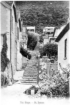 Home - Southpole Nordic Walking Old Photos, Vintage Photos, Jacob's Ladder, Nordic Walking, Saint James, Cape Town, South Africa, Saints, Paintings